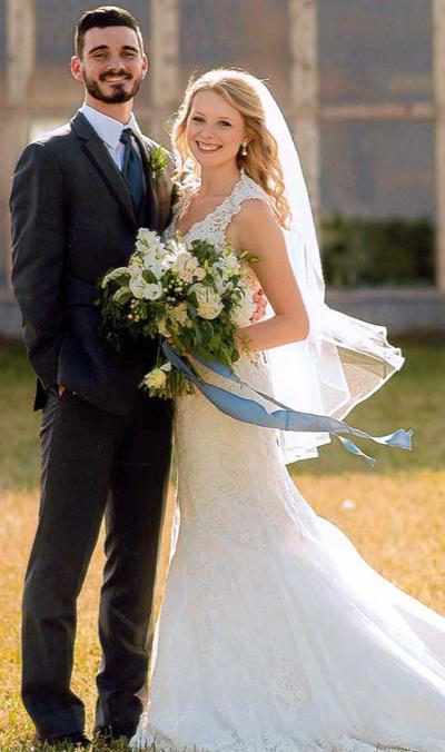 MR. AND MRS. TREVOR STEVEN ROYALL