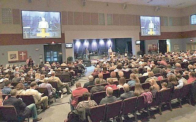 Mount Pleasant Baptist Worship Service