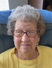 Helen Elizabeth Hornbuckle Gravette