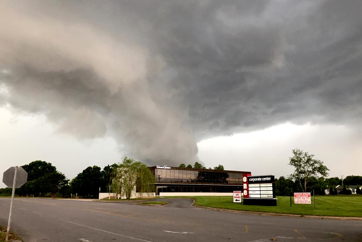 severe thunderstorm warning issued news journalpatriot