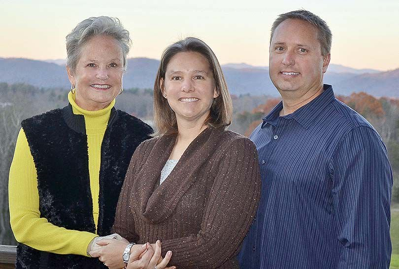 Dr. Cynthia Liutkus-Pierce and family