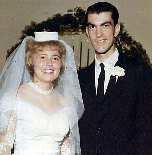 50 years ago... EUGENE AND SUE OWINGS