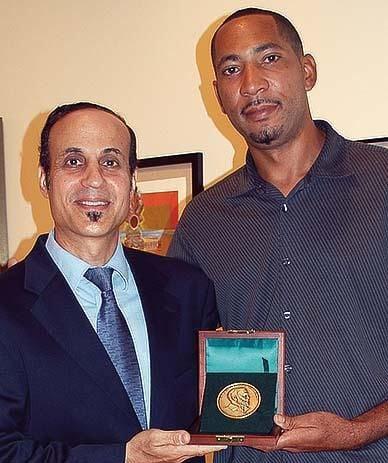 Given medal for heroism in 2011