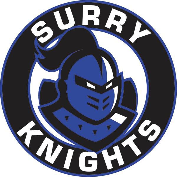 Surry CC athletic logo