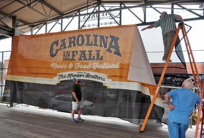Carolina in the Fall Banner