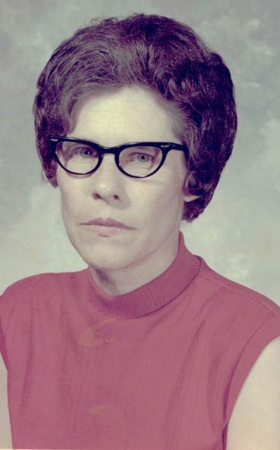 MAMIE MILLER
