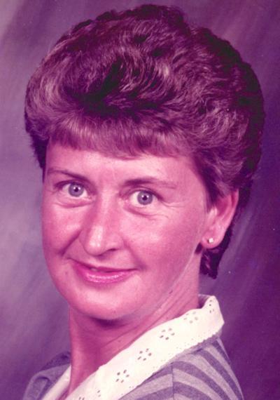 Betty Jean Staley Duncan