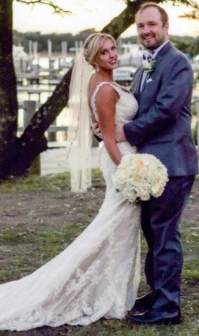 MR. AND MRS. ROBERT CAMERON WADDELL
