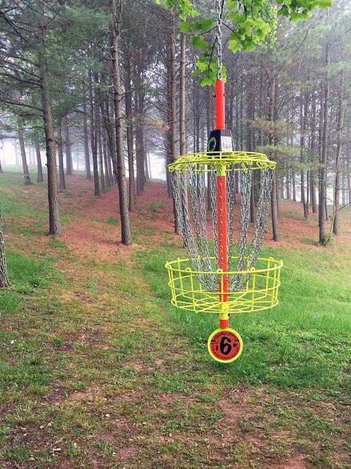 Disc Golf Course Among Best In U S News Journalpatriot Com