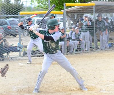 Chapman baseball takes two from St. Mary's