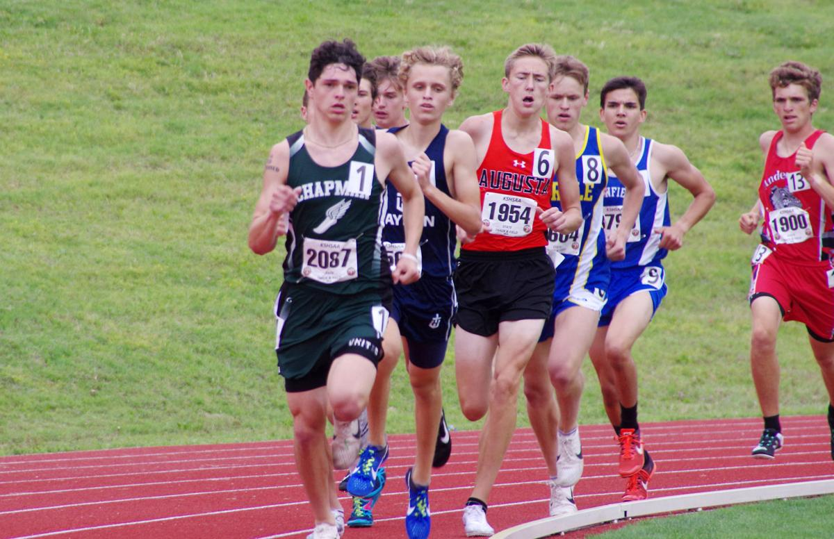 Modrow, Kirkpatrick and Briggs all win gold to lead Chapman's strong state track showing