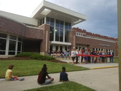 ribbon cutting held for magnet program