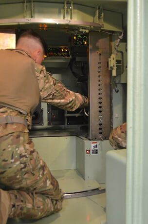 First Brigade puts safety of soldiers in line with training