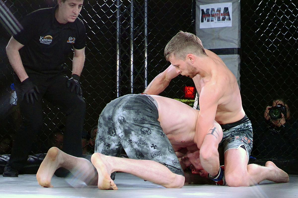 Hill wins MMA Middleweight Championship, while JC's Mayle, Florez earn knockout wins at Full Battle Rattle