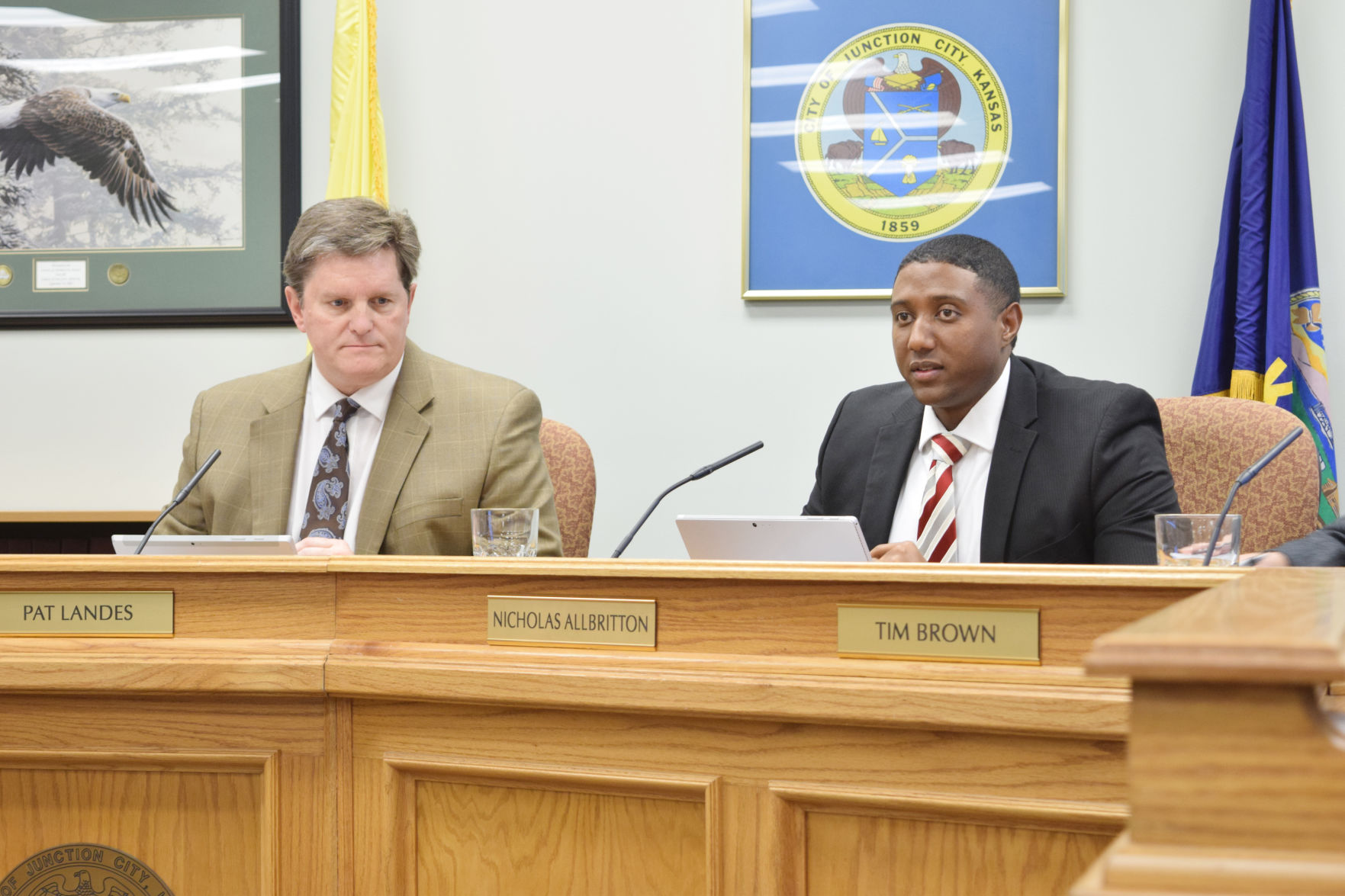 Commissioners approve waiver of payment to allow housing authority to make renovations
