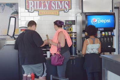 Billy Sims Barbecue opens in Junction City