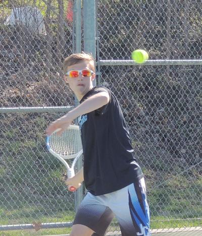 JC's Westerhaus to play in state tennis tourney