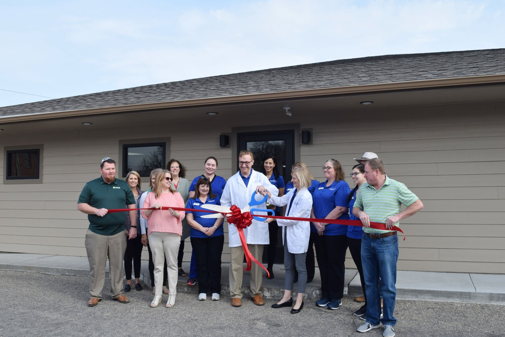 Kolhoff Pharmacy staff celebrate recent improvements to Junction City facility