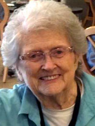 Betty Geraldine Childers Jones