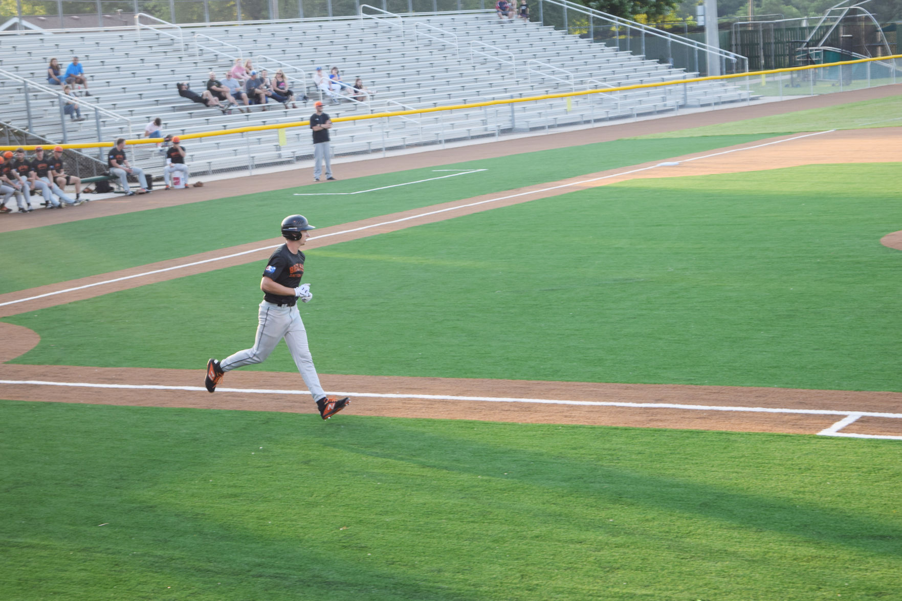 Fireworks on display as JC gets second straight win against Barn Baseball Academy