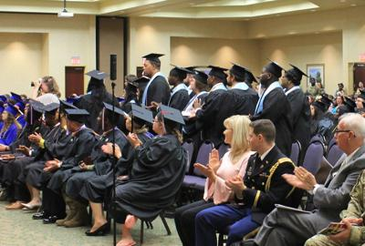 Fort Riley Education Services recognizes more than 200 graduates