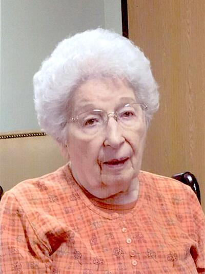 Lucille Marie Carlton