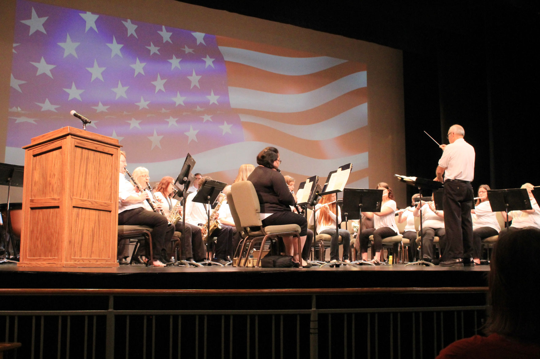 Ceremonies remind locals of Memorial Day's purpose