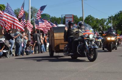Run for the Wall stops in Junction City