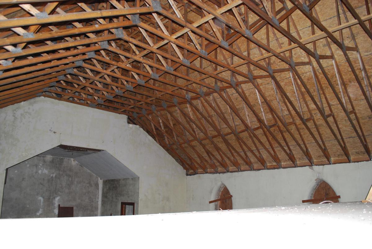 St. Josephs Roof from 2014