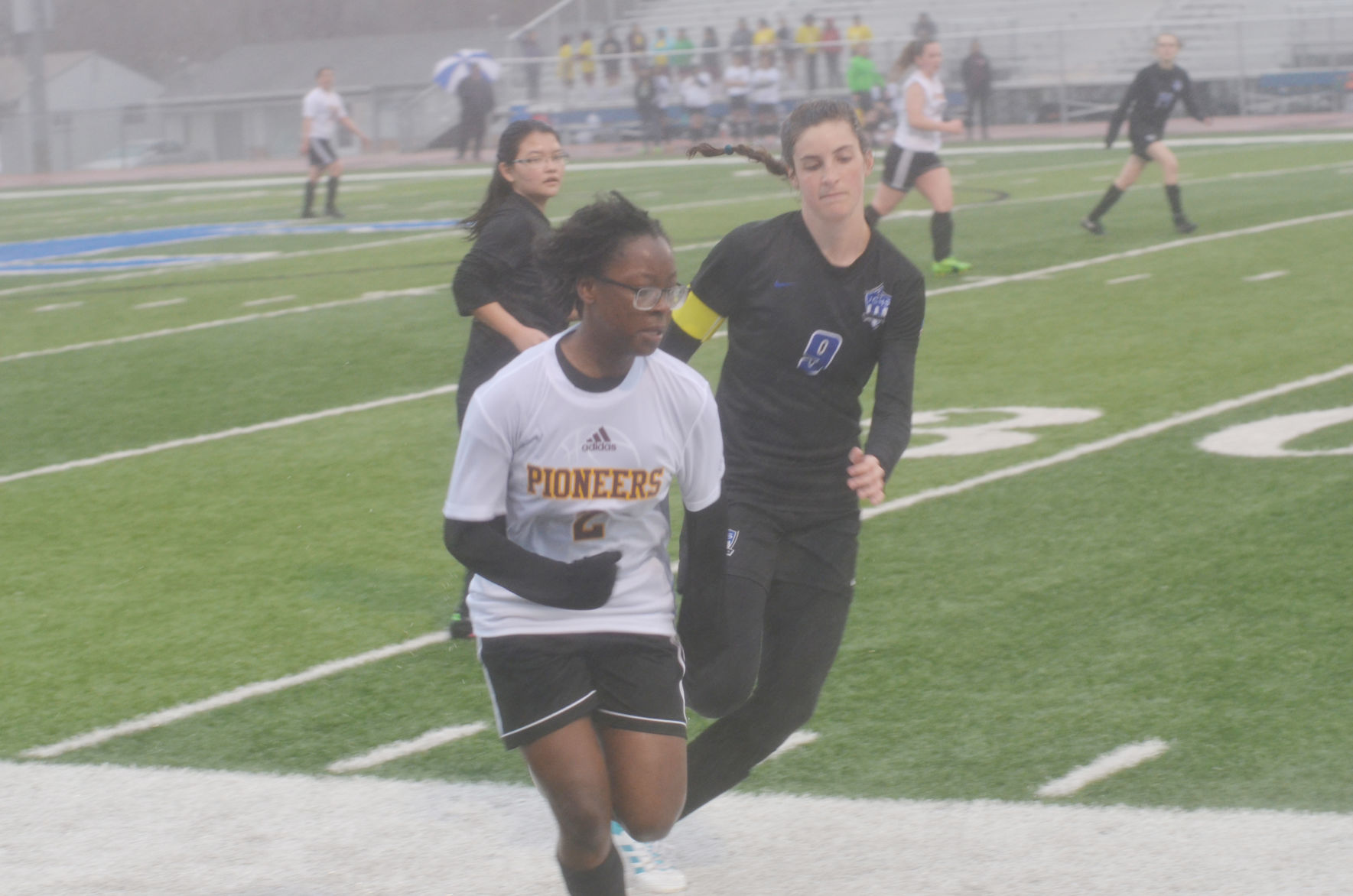 Lady Jay soccer team gets big overtime win