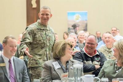 Former 1st ID leader to become sergeant major of U.S. Army