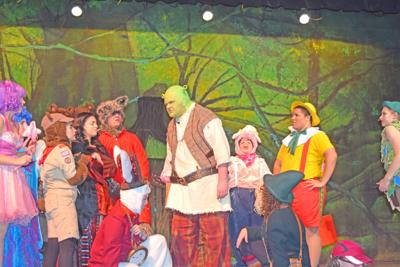 Shrek coming to JCHS