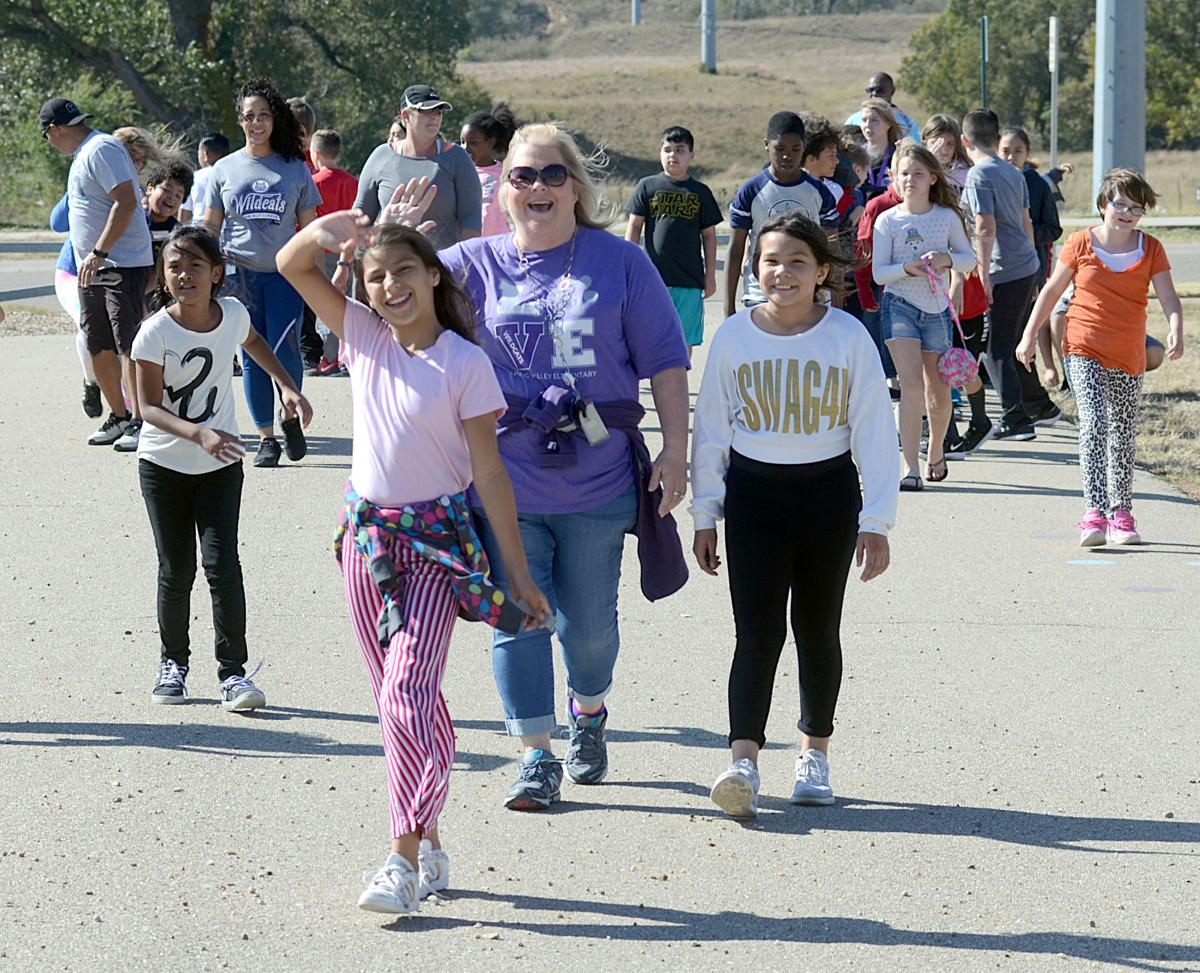 District holds Walk a Mile Day in honor of Bramlage family