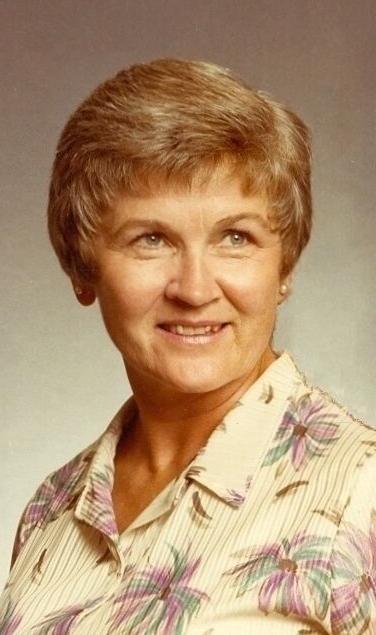 Bernice Ann Boller Erichsen