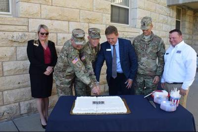 USO cuts ribbon on renovated 'rally point' for transitioning
