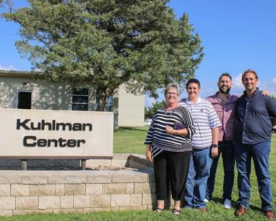 The Kuhlman Center at Kansas State University Salina