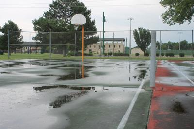 Aging Junction City sports courts to be resurfaced