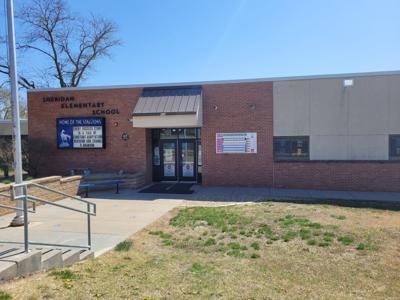 Sheridan Elementary School.