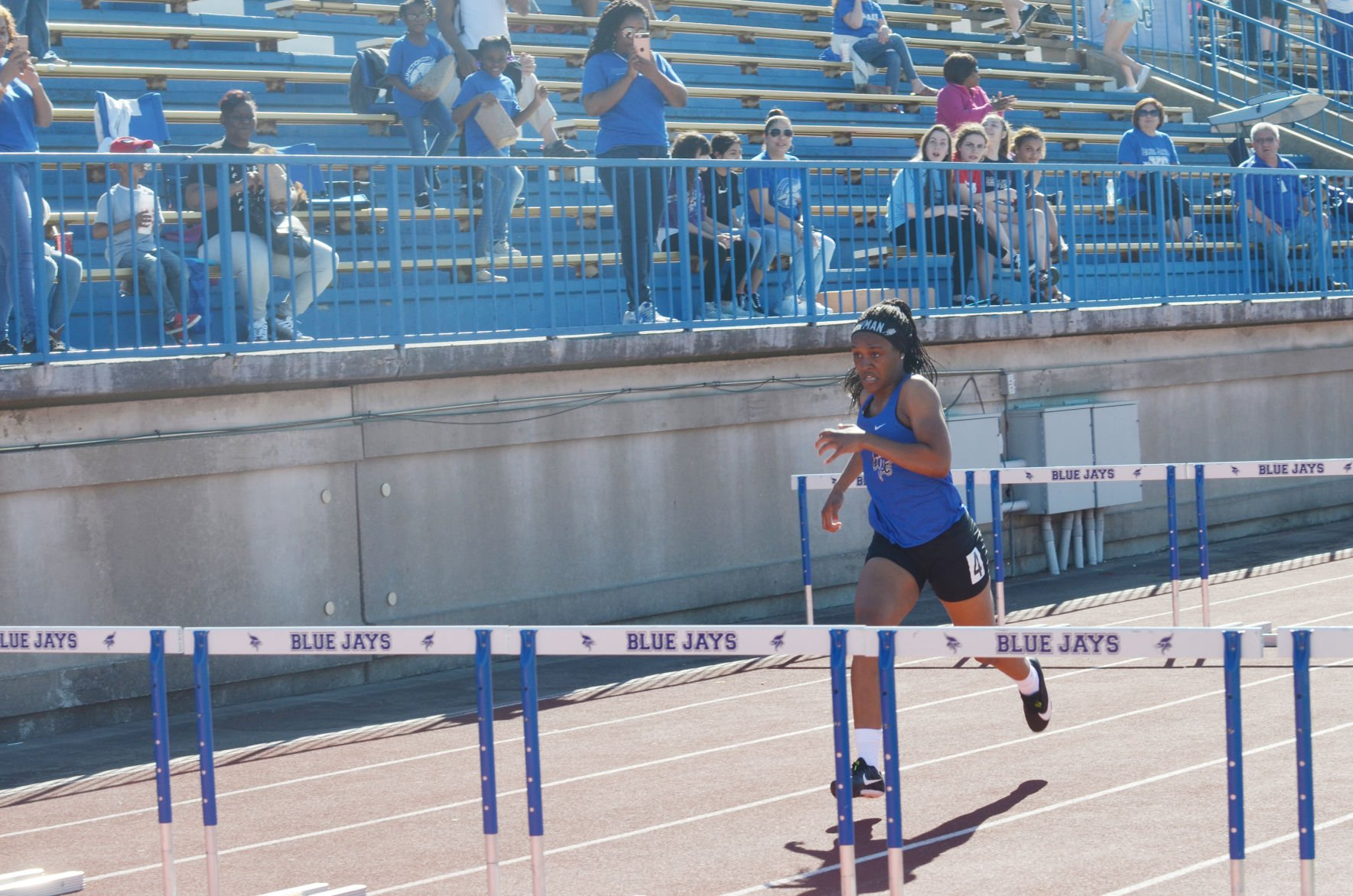 JC track athletes qualify for state tourney