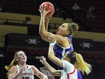 Phillips 66 Big 12 Women's Basketball Championship, March 11, 2021