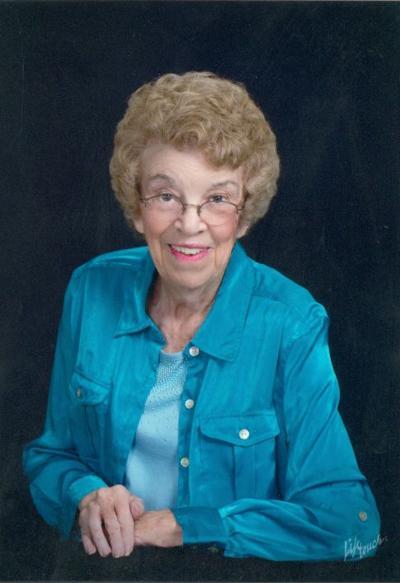 Betty Jo Boller Budden