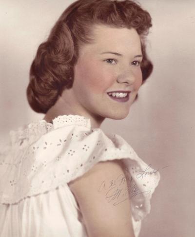 "Mildred ""Millie"" Jean Pearson"