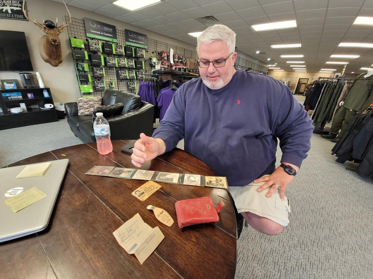Wallet lost in 1960 will be returned to original owner's son after turning up during renovation of Tanzillo's Barbershop