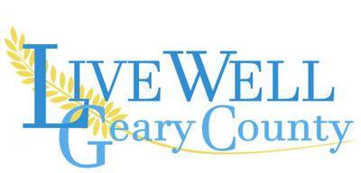 Live Well Geary County logo