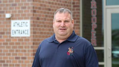 FRMS athletic director recognized
