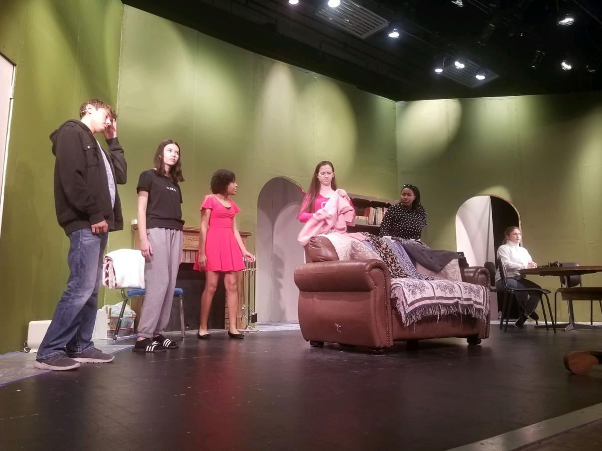 "JCHS fall play ""A Penny for Your Thoughts"" to take place Friday and Saturday nights"