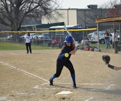 Manhattan softball takes two in Junction City