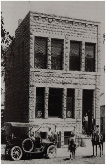 Junction City Telephone Company  1912.jpg