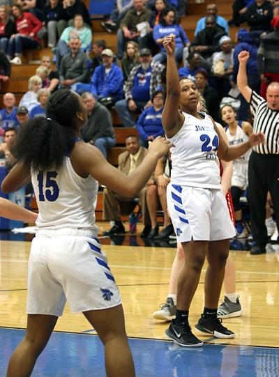 Lady Jays fall in Liberal