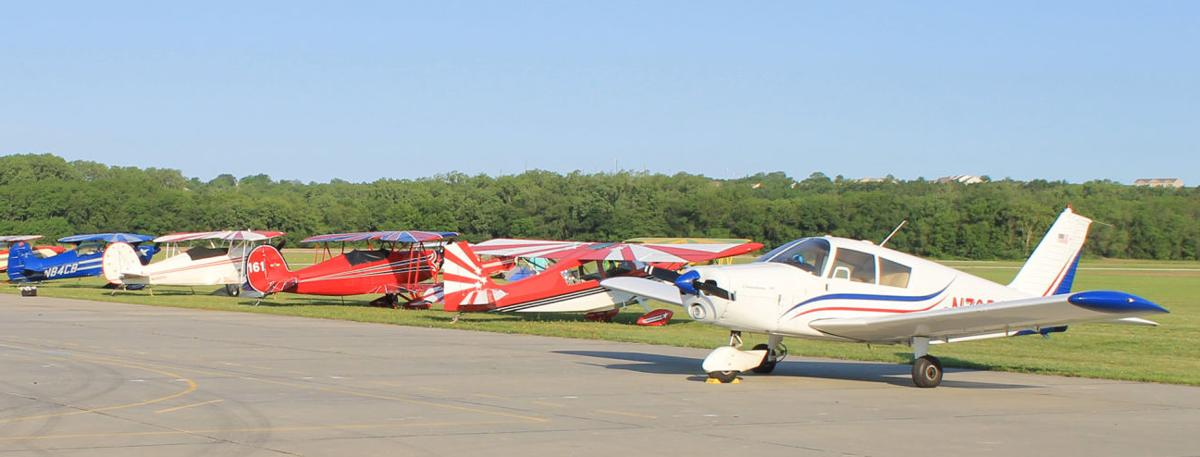 JC's Freeman Field hosts 10th annual National Biplane Fly In, Quilt of Valor presentation